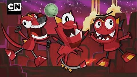 Mixels Moon Madness Mixels Original Shorts Cartoon Network-0