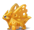 Cheese Dragon