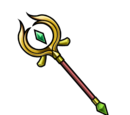Pilgrim's Staff (Gear)