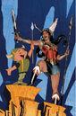 Wonder Woman Vol 4 46 Textless Looney Tunes Variant.jpg