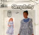 Simplicity 7401 B