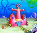 Mama Krabs's House