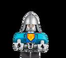 Robot écuyer du Roi