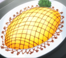 Curry de Risotto Omurice