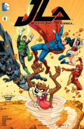 Justice League of America Vol 4 5 Looney Tunes Variant.jpg