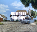 Business Holiday