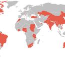 Список стран, где столица не является крупнейшим городом