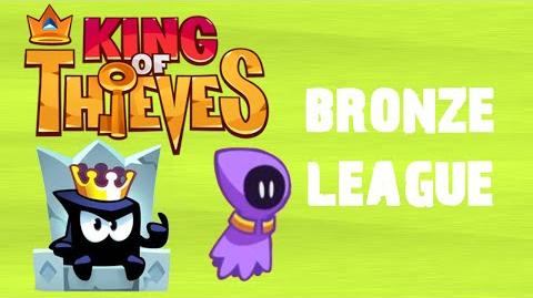 King of Thieves - Bronze league