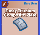 Fancy Titanium Composite Plate