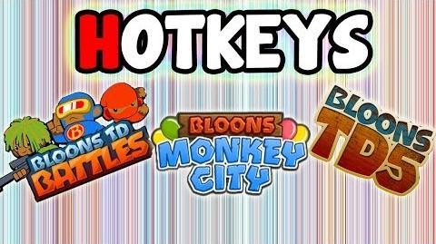 HOTKEYS - BTD5 BMC BTDB