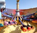 Les Tapis Volants – Flying Carpets Over Agrabah