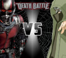 Ant-Man vs Shino Aburame