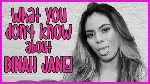 5 Things You Don't Know About Me With Dinah Jane - Fifth Harmony Takeover