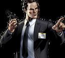 Agent Coulson/Leojsaad