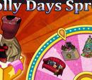 Holly Days Spree Spinner