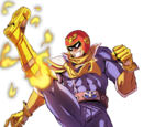 Captain Falcon (Mildly Wanked)