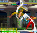 Street Fighter Alpha Mechanics