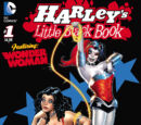 Harley's Little Black Book Vol 1 1