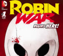 Robin War Vol 1 1