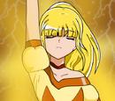 Sky Pretty Cure Attacks