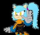 Ashley ''Ash'' the Hedgehog
