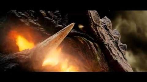 GAMERA Trailer comic con 2015 ガメラ trailer