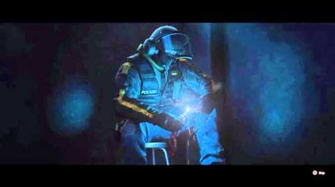 Rainbow Six Siege Bandit Operator Video