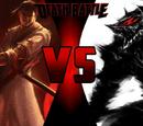 Samurai Jack VS Guts