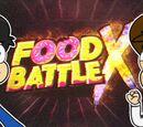 Food Battle X Cartoons