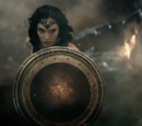 Wonder Woman's Shield