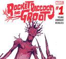 Rocket Raccoon and Groot Vol 1 1