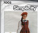 Simplicity 7003 A