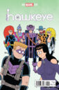 All-New Hawkeye Vol 2 2 Hembeck Variant.jpg