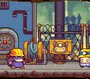 Underground Town