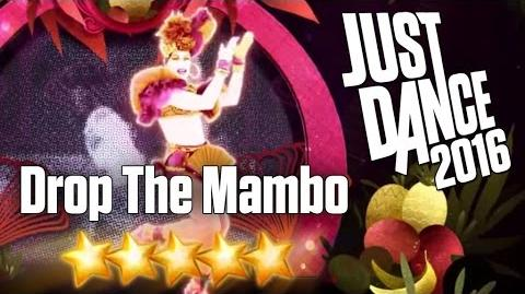 Just Dance 2016 - Drop The Mambo - 5 stars-0