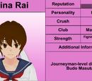 Mina Rai
