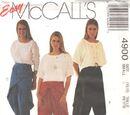 McCall's 4900