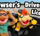 Bowser's Drivers License!