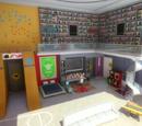 Habitación de Adrien