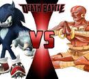 Sonic The Werehog VS Dhalsim
