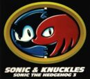 SONIC & KNUCKLES - SONIC THE HEDGEHOG 3