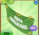 Jamaaliday Banner