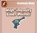 High-intensity Laser Pointer
