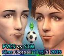 GOAL!! Sims Football/Soccer Match: PVCS vs STM