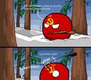 Comics featuring Nazi Germanyball
