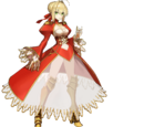 Playable Saber (Nero)