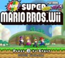 New Super Mario Bros. Wii (Wario et Waluigi)