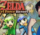 Tri Force Heroes!