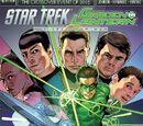 Star Trek/Green Lantern: The Spectrum War Vol 1 6