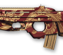 FN F2000 Scarlet Dragon